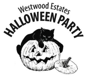Westwood Estates Halloween Party